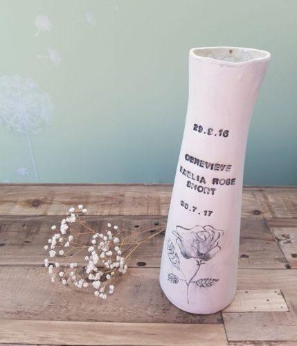 bespoke ceramic vase