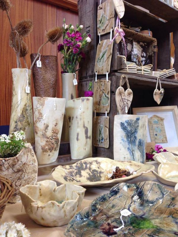 makers market Charlotte Hupfield Ceramics
