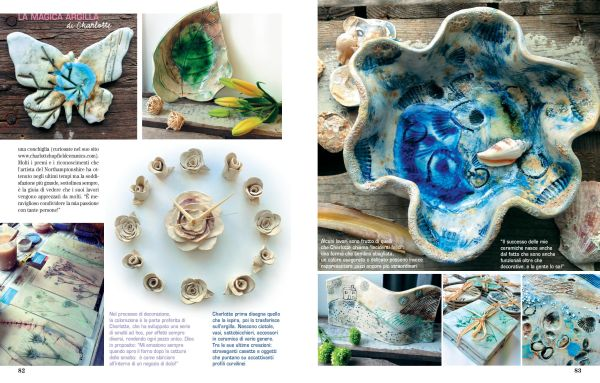 Pages 3-4 of Casaromantica Shabby Chic feature