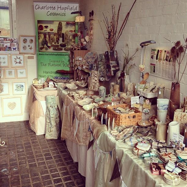 Lamport Hall Craft Fair
