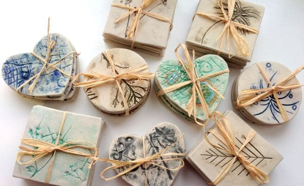 ceramic coasters