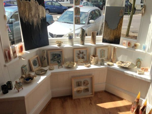 Charlotte Hupfield Ceramics at ArtWorks in Olney