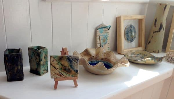 Coastal Ceramics at ArtWorks Gallery
