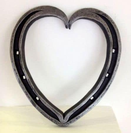 horseshoe heart