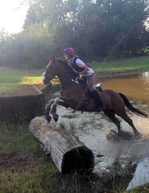 cross country schooling dizzy