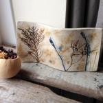 winter meadow ceramic curv