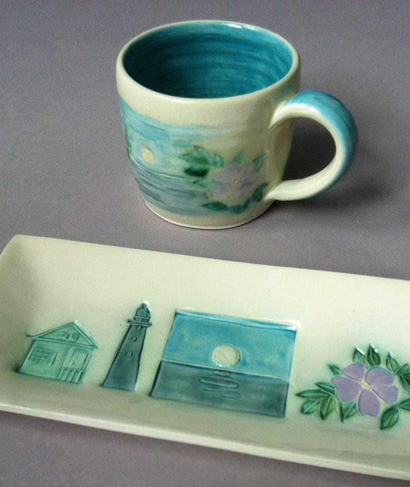 lisa w b walker ceramics