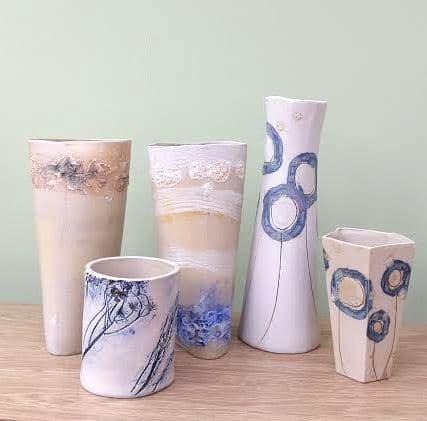 CHC Coastal Vases