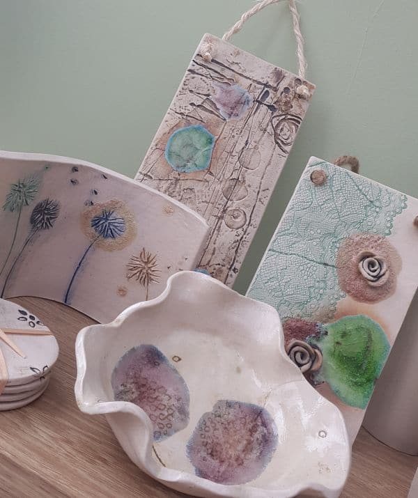 handmade ceramics by CHC