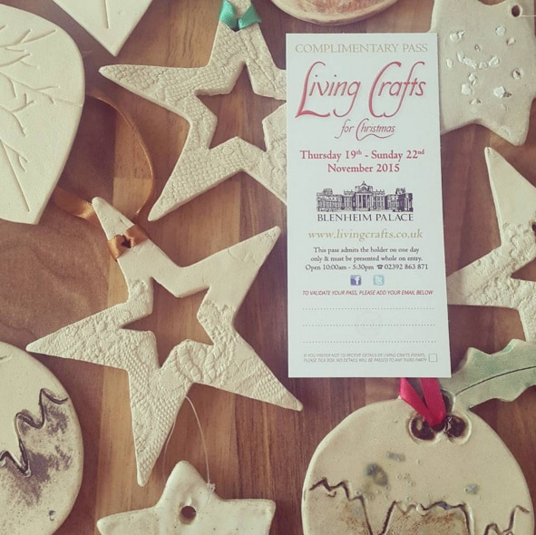 living crafts tickets