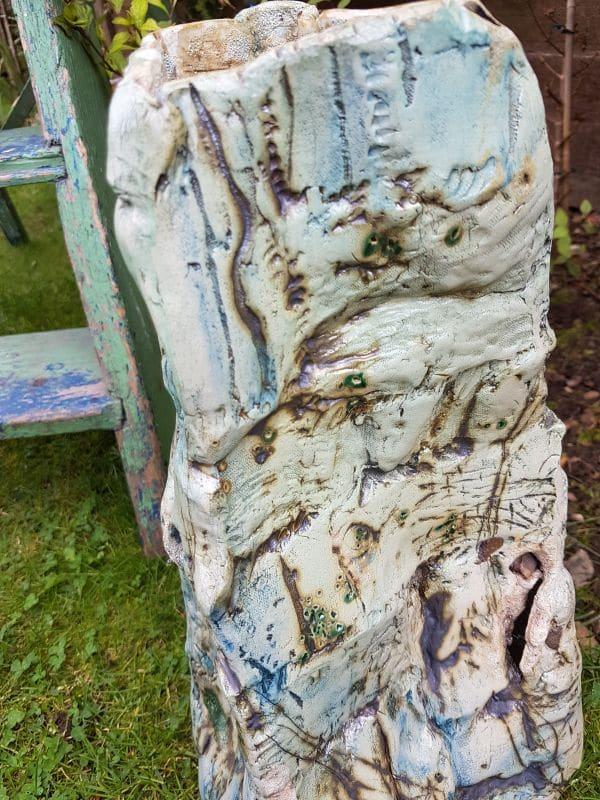ceramic vessel texture