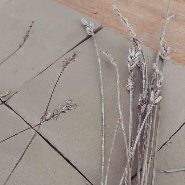 lavender tiles