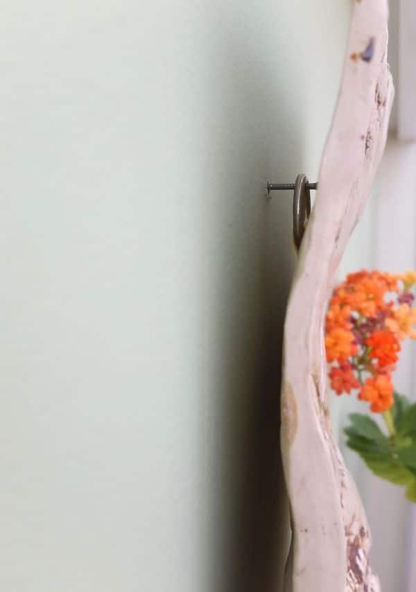 ceramic wall art fitting