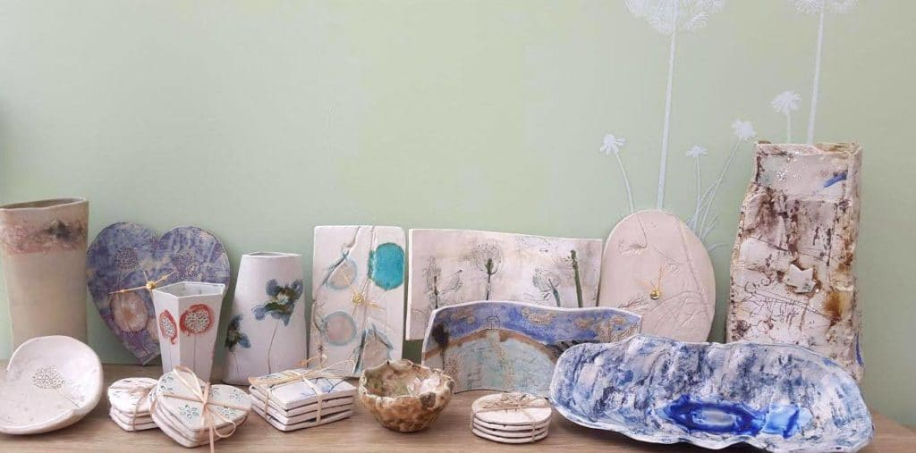 Charlotte Hupfield Ceramics - Good to be Home