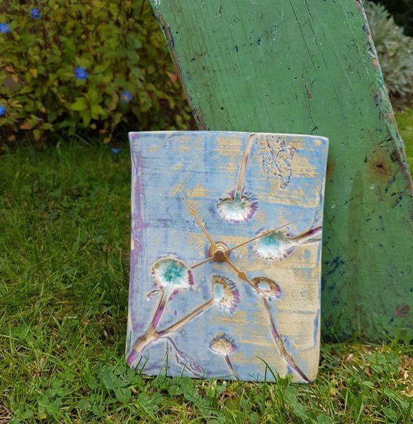 dandelions clock