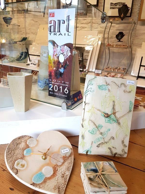 hayrack gallery ceramics