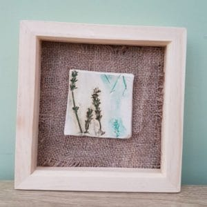 Framed Ceramics