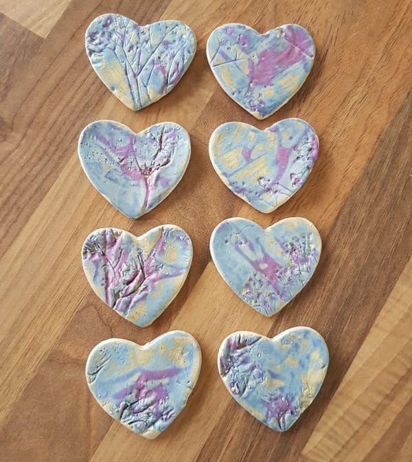 ceramic brooches