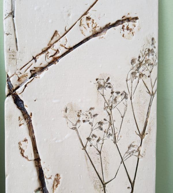 organic wall art