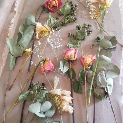 flower impressing