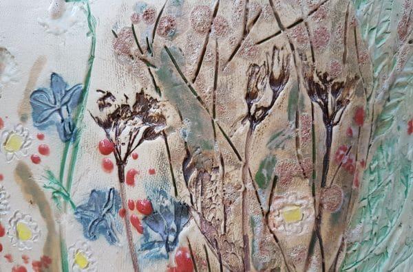 ceramic surface decoration