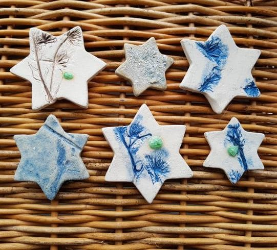 ceramic star magnets