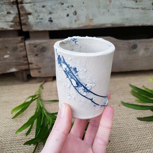 sea line bud vase