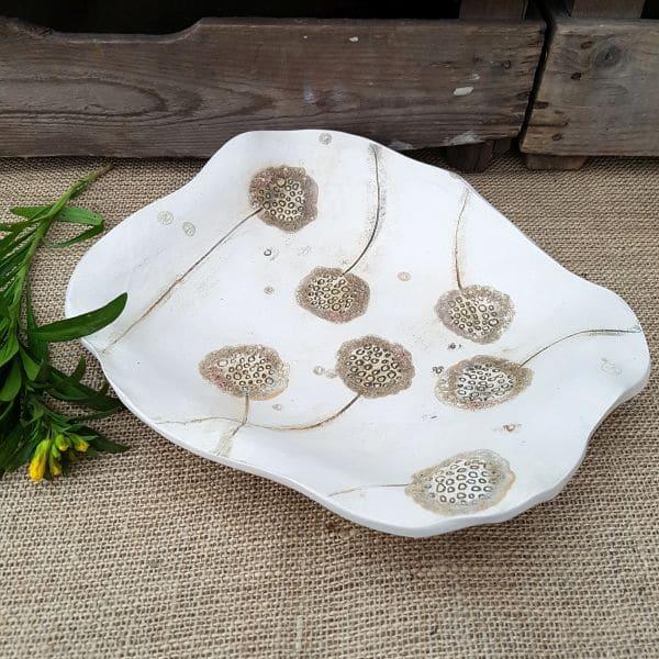 large dandelion bowl