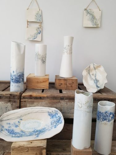 Sea Line ceramic Collection
