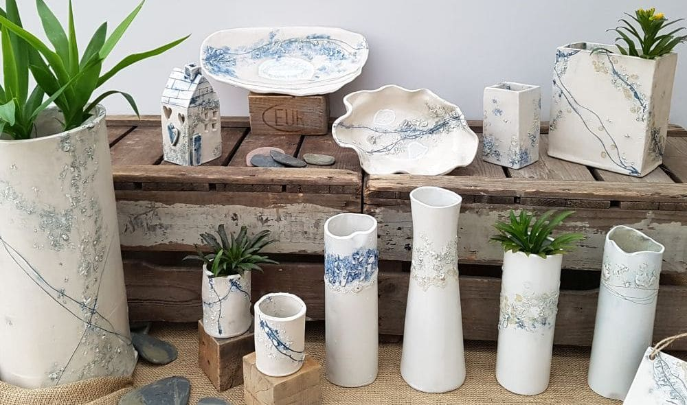 sea line ceramic collection