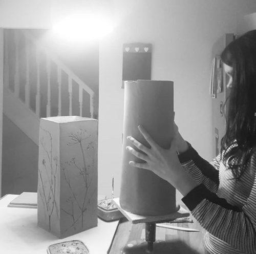 hand building ceramics