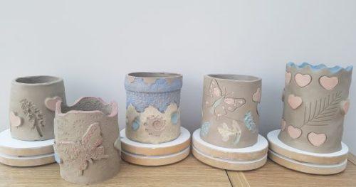 ceramics class northampton