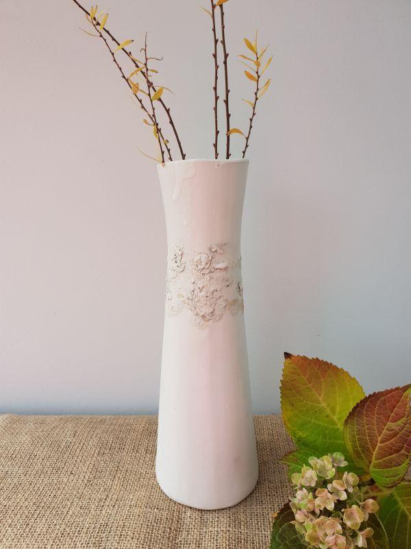 sea line ceramic vase