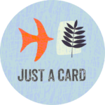 just a card