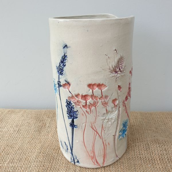 wedding flower vase