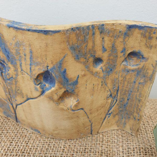 sunlight meadow ceramic curve art