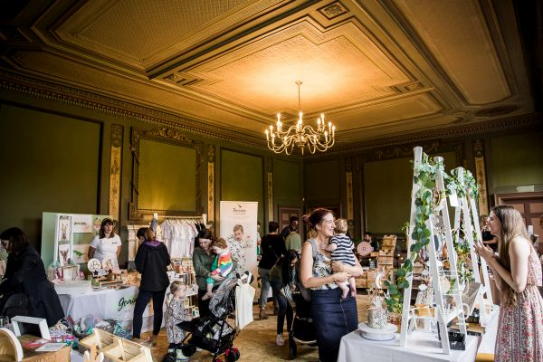 artisan baby fair delapre abbey