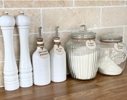 ceramic labels